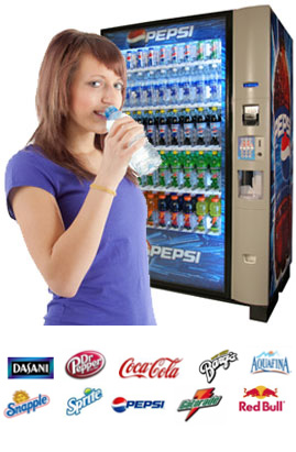 Bay Area Soda Vending Machines Vending Service