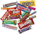 Snacks Candy Bars